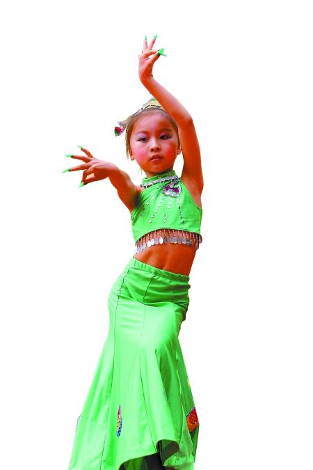 舞蹈家杨丽萍至今仍每天坚持练舞蹈