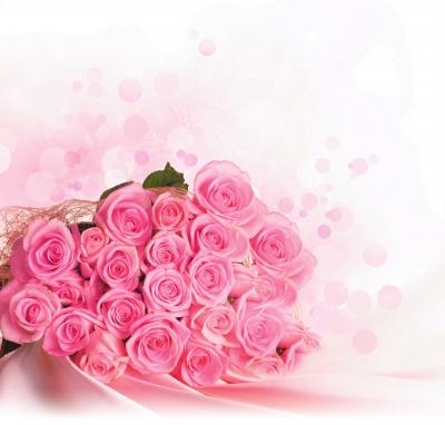 手勾玫瑰花步骤图解