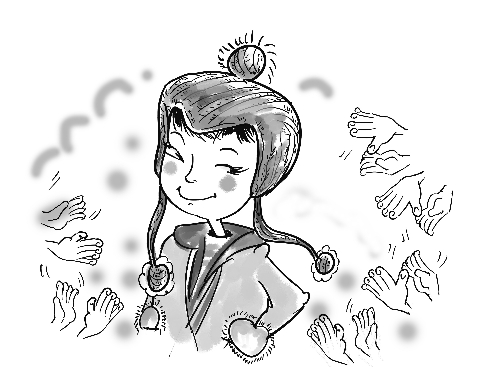 安阳市钢城小学六(5)班 王学梅 一个故事可以让人回味无穷,一篇文章可以让人难忘终生,就如《掌声》一文。 《掌声》主要讲了一个叫英子的小姑娘的故事,因为她小时候得过小儿麻痹症,腿脚落下了残疾,为此她感到很自卑。每天上学,英子总是最早来到教室,放学时,总是最后一个离开。一天,老师让同学们轮流上台讲故事。轮到英子时,她犹豫了一会儿,但她还是一摇一晃地走上了讲台,教室里骤然响起了热烈的掌声。当她用优美动听的声音讲完时,教室里再次响起了持久的掌声。从那以后,英子变得活泼开朗了。 读了《掌声》一文,我不由得想起了学