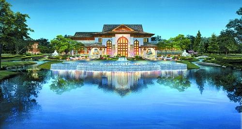 总投资8512亿元的山东半岛蓝色经济圈上升为国家战略,而碧桂园·十里