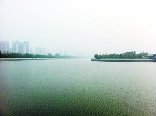 """""""郑州水系,沟通天下""""系列之一 郑州曾为水乡泽国"""
