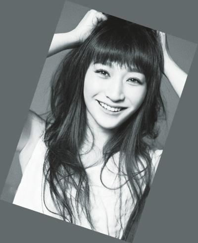 就赢得了台湾第一美女的称号