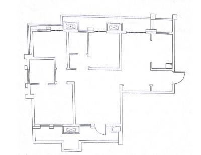 房屋内部结构图风水