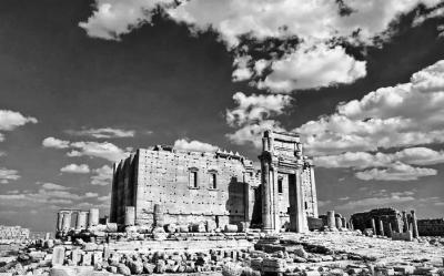 """【转载】""""伊斯兰国""""所占之处,毁坏文物古迹 ,其与文物什么仇?什么怨?(组图) - 安然 - 轩鼎紫气"""