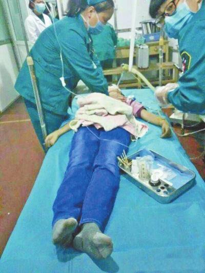 河南鹤壁13岁女孩被亲妈打死 疑因学习成绩差(图)