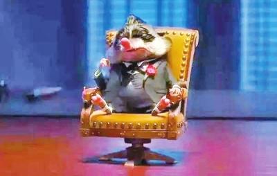 《疯狂动物城》中,有一只鼩鼱