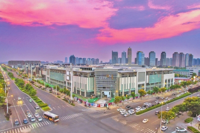俯瞰郑州商业版图