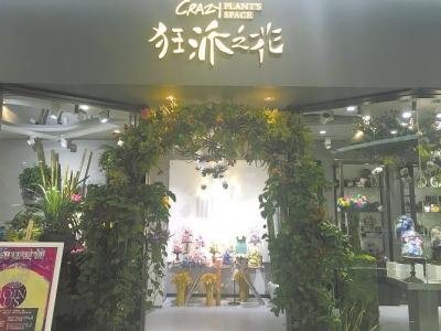 装修风格也不一样,传统花店的装修环境主要有两种,要么豪华气派,要么
