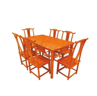 宜华客餐厅红木家具