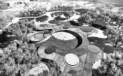 投资4500万舞阳贾湖遗址博物馆正式开建 预计占地50亩建筑面积6000平方米