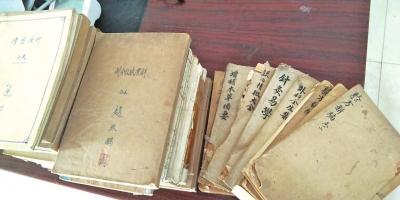 宁陵一村医家藏距今200多年古医书 部分药方至今仍能治病救人