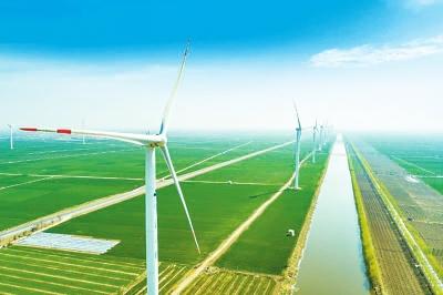 安阳风光发电装机破 300万千瓦