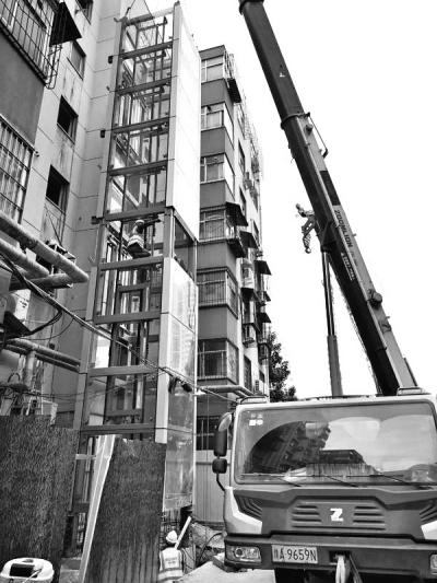 郑州8个县(市、区)相继出台加梯细则 巩义、新郑加梯每台直补15万