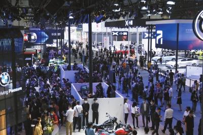 2021年买车流行啥?看广州车展就