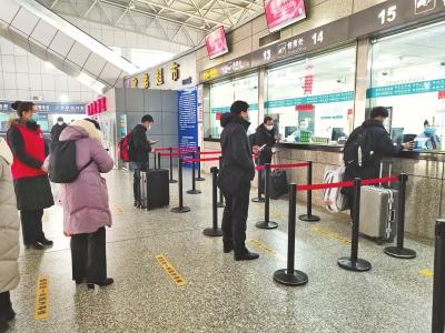春运大幕即将开启 市民到郑州各汽车站乘车要注意啥?