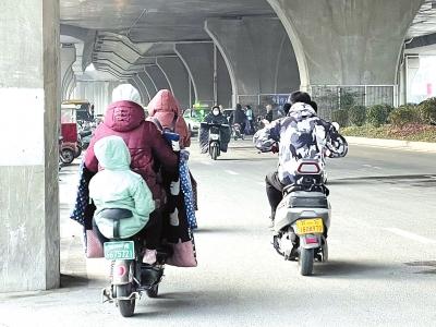 郑州5月1日将实施新规 电动车要