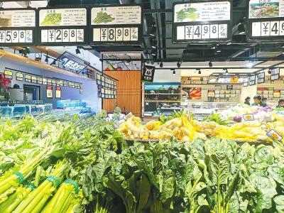 郑州菠菜价格波动有两方面原因