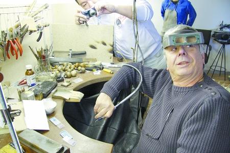 寻访南非钻石作坊