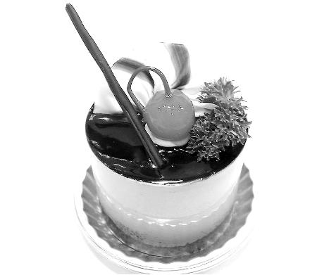美术蛋糕盘的动物鼻子图片幼儿作品
