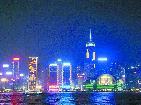 香港海洋公园拥有全东南亚最大的海洋水族馆及
