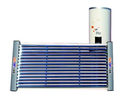太阳雨集团目前已成为全球最大的太阳能热水器及热水