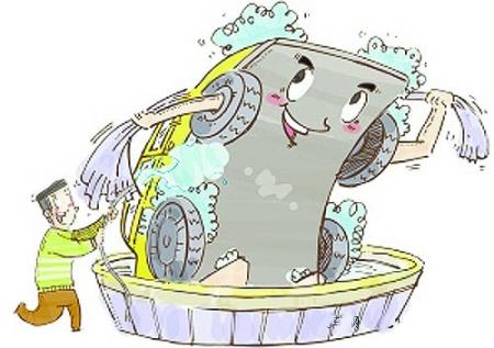 圣驹电池加水图解步骤