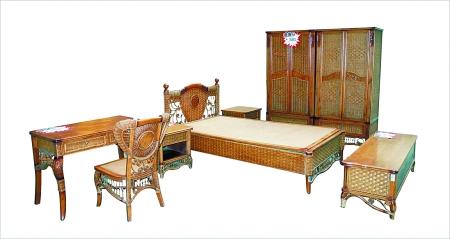 传统实木家具的工艺,如榫接