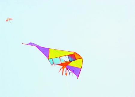 風箏怎么裝線圖解