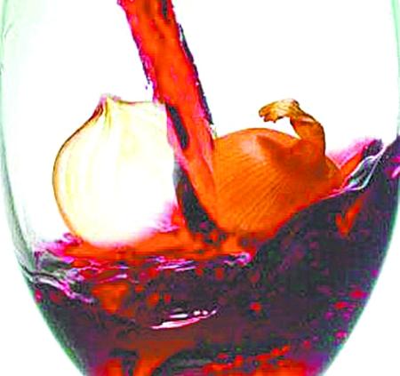 面包泡红酒的红酒【相关词_好处的功效】老洋葱和干妈图片