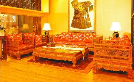 红木家具,何日进入品牌消费时代