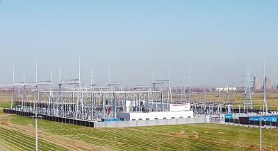 高压输电线路(河南段)