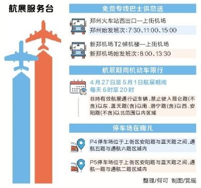 """2017郑州航展今日开幕 创下众多""""第一"""""""