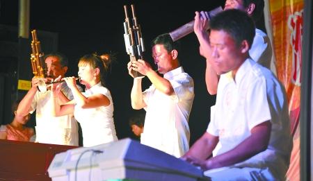 濮阳县:唢呐吹响民间文化大赛