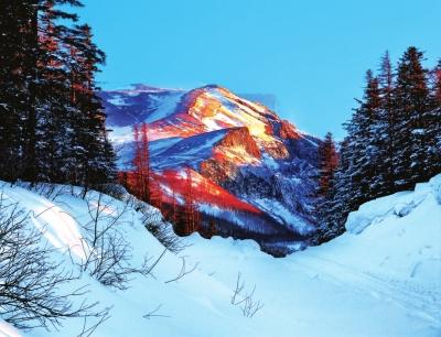 随着以万达长白山滑雪场,北大壶滑雪场