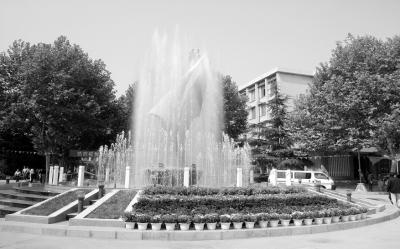 喷泉电路仿真图