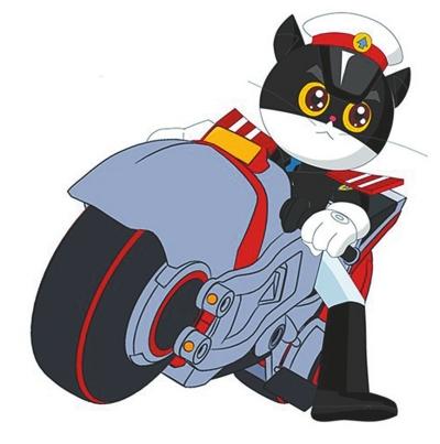 『黑猫警长』再唤童年记忆