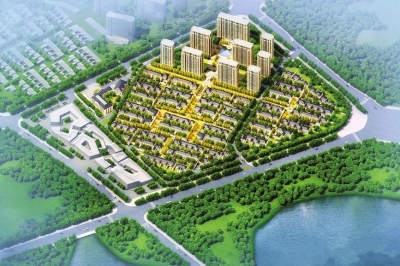 郑州港区南区规划图