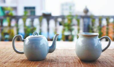 茶壶造型水仙雕刻方法图解
