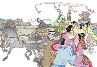 掷果潘安 - 西部落叶 - 《西部落叶》· 余文博客