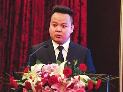 杨总经理的一天 组织结构图