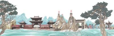 """春暖""""小峨眉""""郏县谒""""三苏"""""""