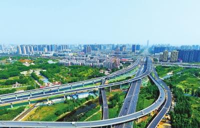 局塑造新河南 中原城市群按下河南发展 快进键
