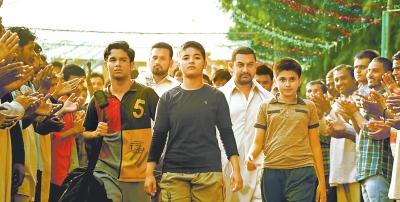 《摔跤吧!爸爸》:一部优秀的印度体育励志电影