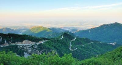 驻马店确山县老乐山景区,永城市太丘生态民俗文化旅游区等得到了全省