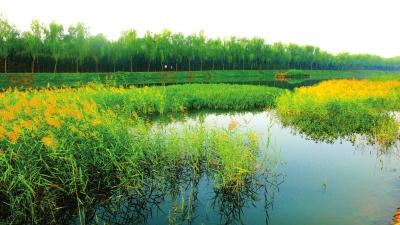 对原有的3个国家水利风景区(白沙水库水利风景区,禹州市颍河水利风景