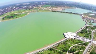 日月湖也成功跻身国家级水利风景区,省级湿地公园和省级矿山公园,成为