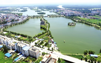 河南乌龙山风景区