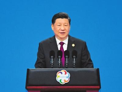未來之中國,必將以更有活力的文明成就貢獻世界