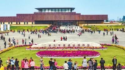 二里头夏都遗址博物馆正式向公众开放