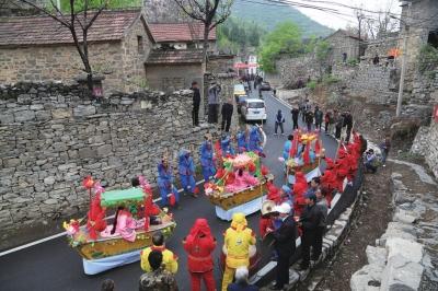 淇县灵山街道办事处赵庄村被评为首批全国乡村旅游重点村,淇县灵泉